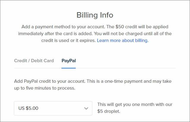 もしクレジットカードを持っていないなら、「PayPla」からクレカ不要で支払方法が登録できる